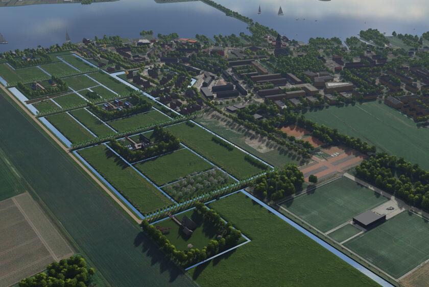 Advies en ontwerp landgoederen en buitenplaatsen